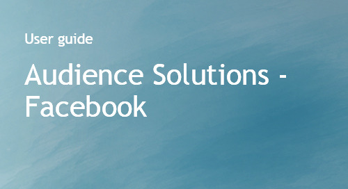 Facebook Activation Guide