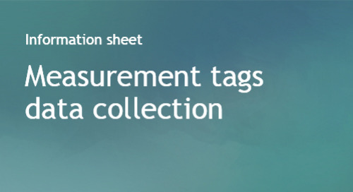 Measurement tags data collection