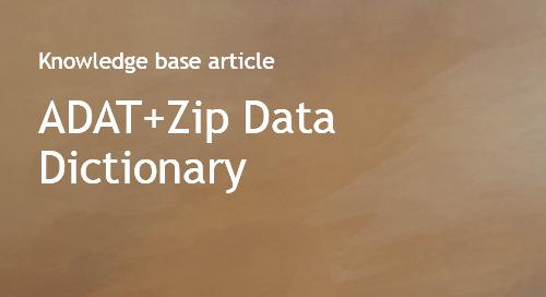 AllDomainsAllTopicsZip - Data Dictionary - Bombora