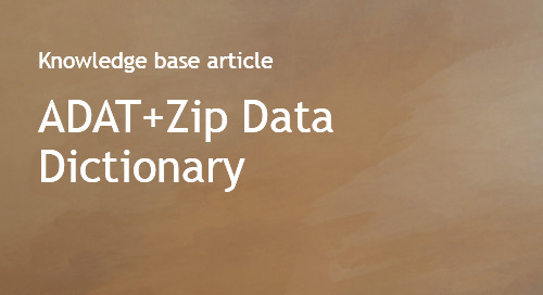 AllDomainsAllTopicsZip - Data Dictionary - Bombora