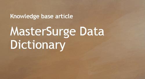 MasterSurge Data Dictionary - Bombora