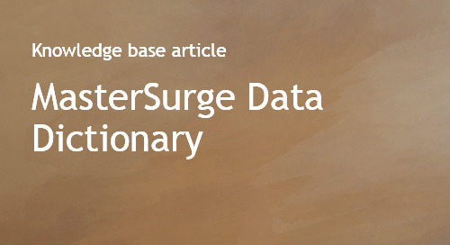 MasterSurge Data Dictionary - Bombora