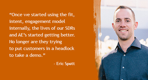 Revolutionizing the way B2B companies market, sell, and support their products with Eric Spett [Inside Intent podcast]