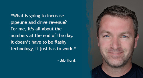 The Fit + Intent approach to account targeting with Jib Hunt, MediaMath [Inside Intent Podcast]