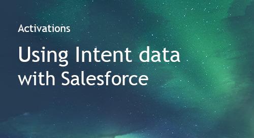 Salesforce - Partner Information Sheet