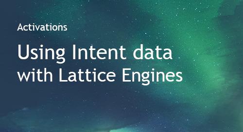 Lattice - Partner Information Sheet