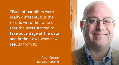 Breaking down data silos and going to market with Intent data - Part 1 - Paul Green, Extreme Networks [Inside Intent podcast]