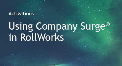 RollWorks - Partner Information Sheet