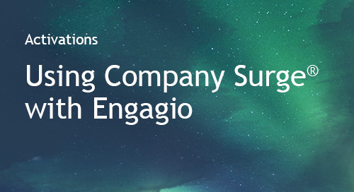 Engagio - Partner Information Sheet