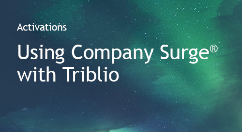 Triblio - Partner Information Sheet