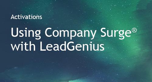 LeadGenius - Partner Information Sheet