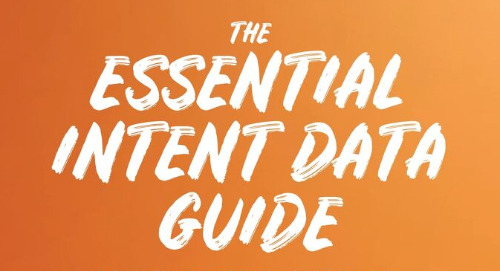The Essential Intent Data Guide