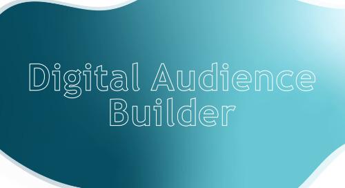 Digital Audience Builder Walkthrough