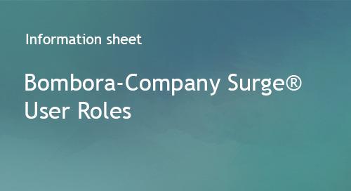 Bombora-Company Surge® User Roles