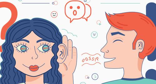 Ask a CAM: Dealing with Neighborhood Gossip