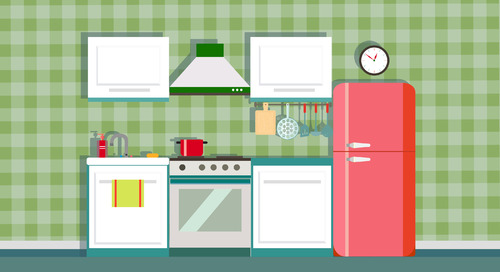 Refrigerator Maintenance Tip: Keep It Cool