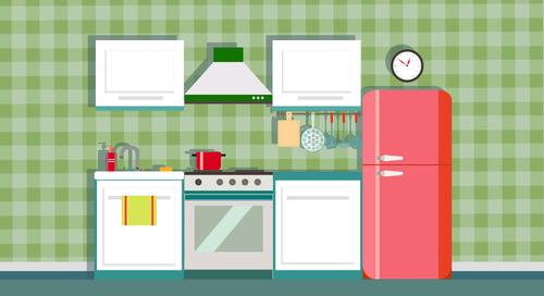Refrigerator Maintenance Tip: Keep It Cool