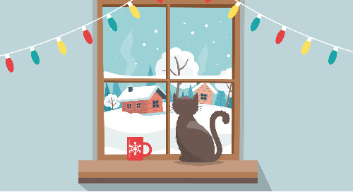 Beating the Holiday Blues: 5 Ways to Make Your Pet Feel Loved This Season