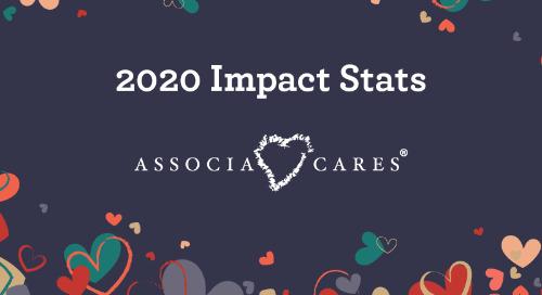 Associa Cares 2020 Impact Report
