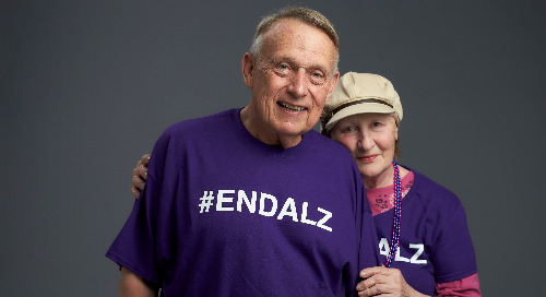 'My Two Elaines:' How I Cared for my Wife with Alzheimer's
