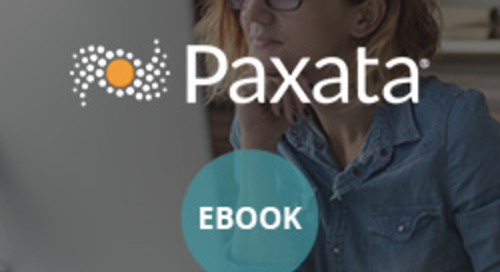 Accelerate Data Monetization with Paxata Self-Service Data Prep