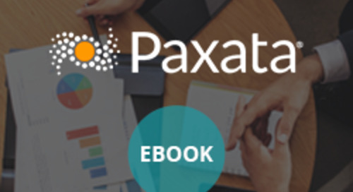 Paxata 4 Styles of Data Prep