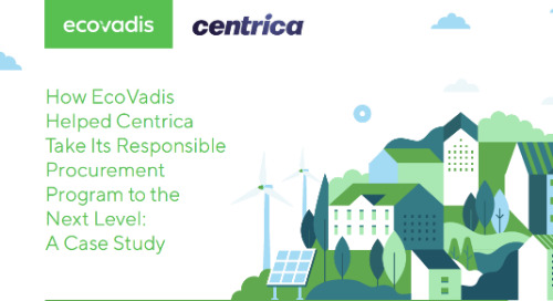 Centrica Responsible Procurement Case Study
