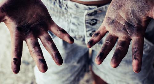 Moderne Sklaverei in globalen Lieferketten