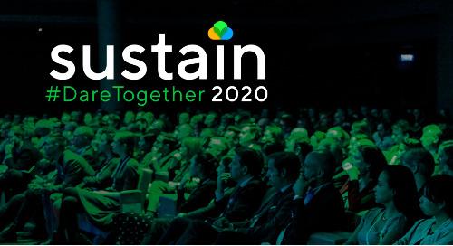 Sustainability Leadership Award Winners, Sustain 2020