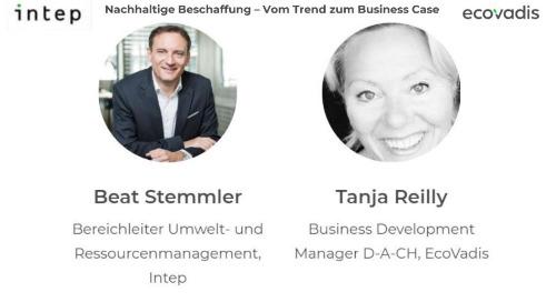 Webinar mit Intep: Nachhaltige Beschaffung – Vom Trend zum Business Case