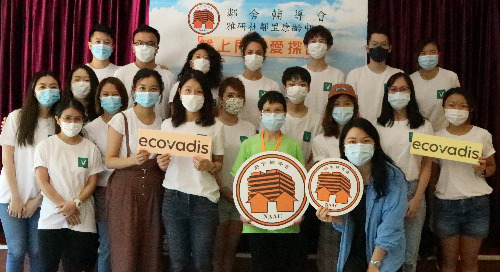 Covid-19 Community Efforts Led by EcoVadis Employees