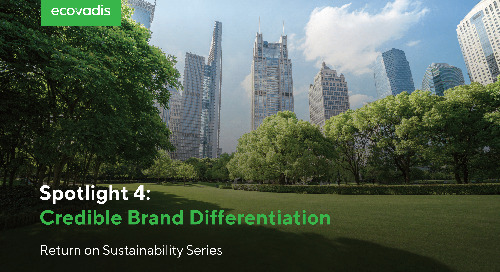 Spotlight 4: Credible Brand Differentiation