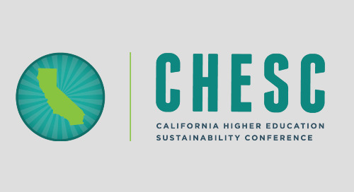University of California Recognized by CHESC with Innovation Award for Sustainable Procurement Excellence