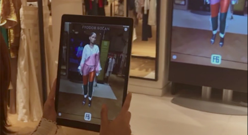 Here's How Brand Marketers Can Use Immersive Technology to Build an Effective Retail Experience