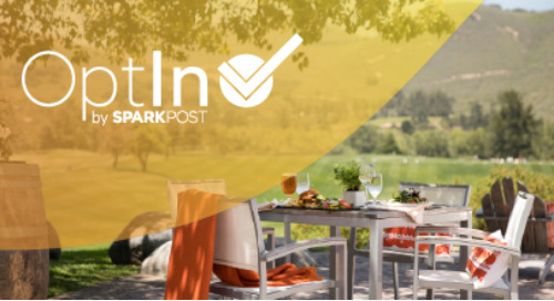 SparkPost to Host 'Optin'19, an Email Intelligence Conference