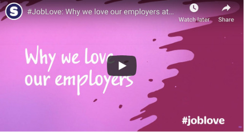 Why we love our employers at Snagajob!