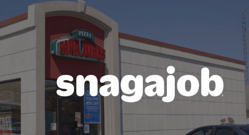 Snagajob Works for Papa John's