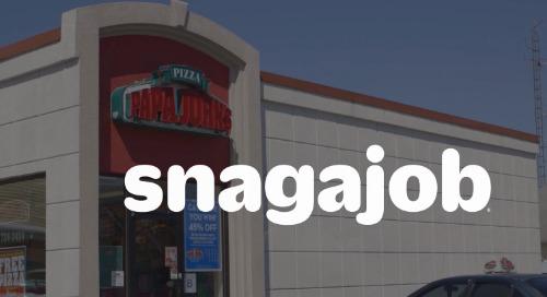 Snagajob Works for Papa John's