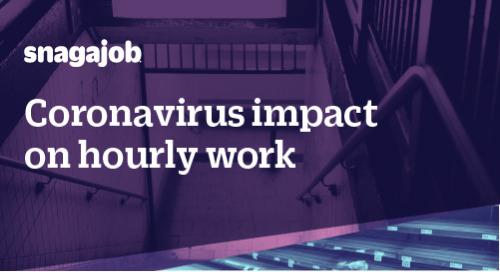 Coronavirus impact infographic 3/16/2020