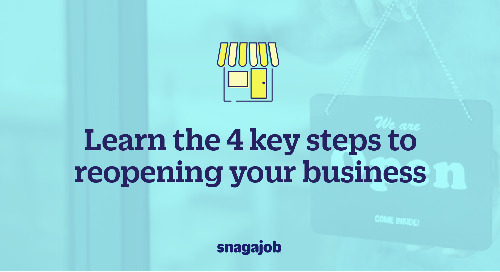 How to prepare for reopening your small business after COVID-19