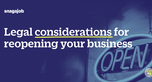 Legal considerations for reopening your business