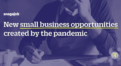 Taking advantage of opportunities created by the pandemic