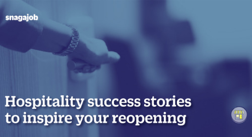Hospitality industry success stories to inspire your reopening