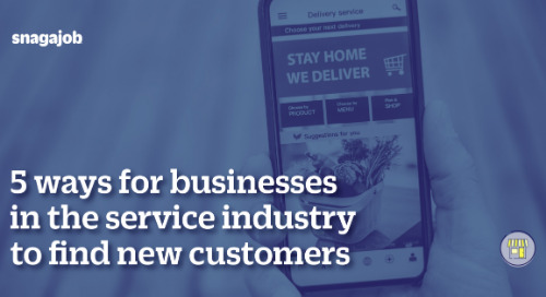 How local businesses in the service industry are attracting new customers