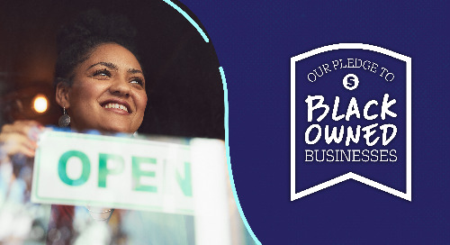 Our Pledge to Black Owned Businesses