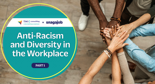 Anti-Racism and Diversity in the Workplace - A guide to getting started for business owners and managers