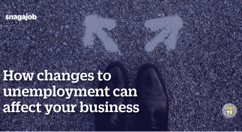 How changes to unemployment can affect your small business