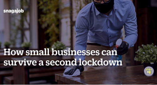 How small businesses can survive a second lockdown