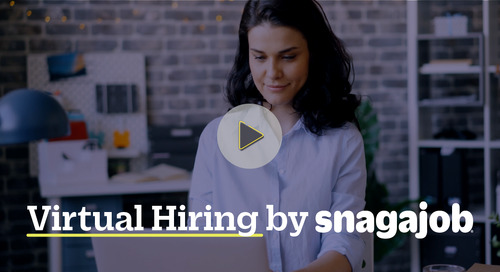 Virtual Hiring Events by Snagajob