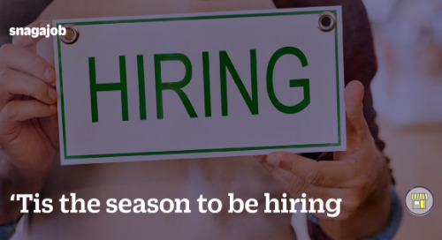 Act now to get the holiday staffing you need
